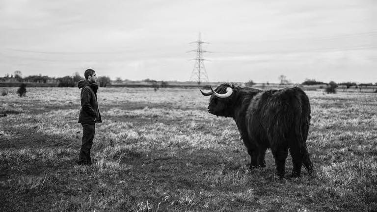 Ajay Tegala Highland Cattle Wicken Fen National Trust Cotswold Outdoor Television Presenter Voiceover artist