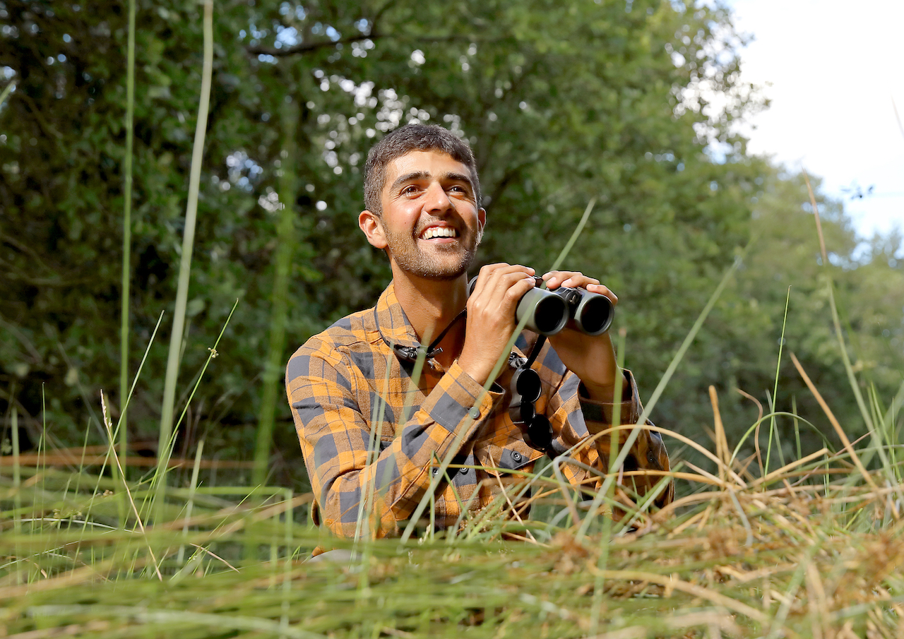 Ajay Tegala wildlife television presenter naturalist