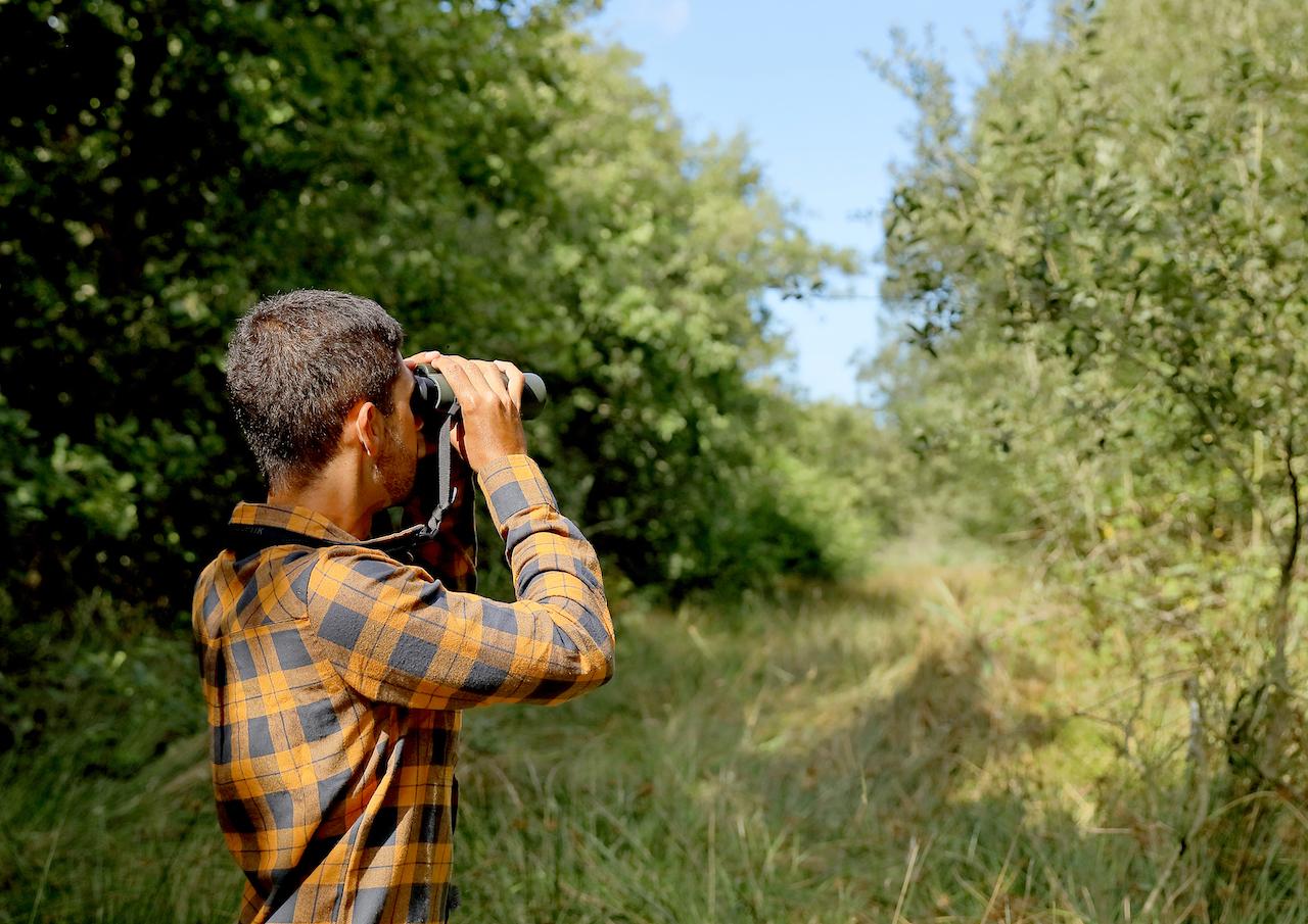 Ajay Tegala farm wildlife television