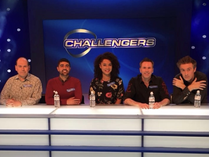 Ajay Tegala Rory Cellan Jones Doctor Helen Lawal Spencer Kelly Dallas Campbell BBC Celebritiy Eggheads Challengers Jeremy Vine