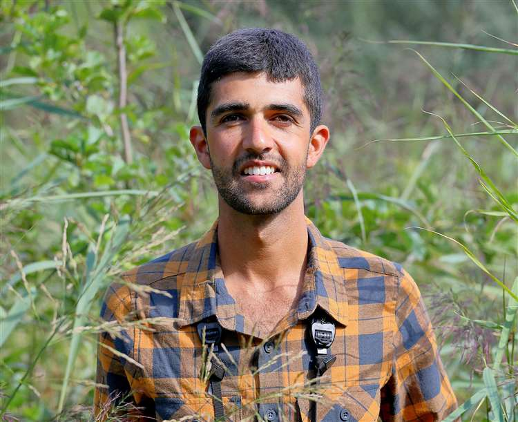 Ajay Tegala wildlife television presenter naturalist
